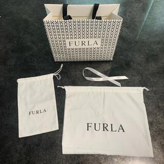 フルラ(Furla)のFURLA 紙袋 巾着 リボン(ショップ袋)