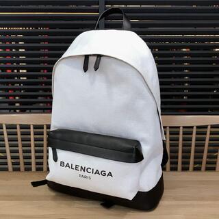 Balenciaga - 超美品 バレンシアガ ネイビー バックパック リュックサック ユニセックス