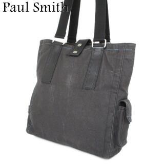 ポールスミス(Paul Smith)のポールスミス メンズ A4収納可能 肩掛け トート ハンド バッグ(トートバッグ)