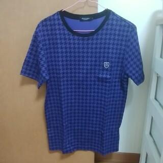 ブラックレーベルクレストブリッジ(BLACK LABEL CRESTBRIDGE)の超美品!ブラックレーベルクレストブリッジ Tシャツ(Tシャツ/カットソー(半袖/袖なし))