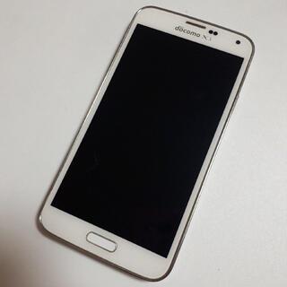 ギャラクシー(Galaxy)のGALAXYs5 SIMロック解除済(携帯電話本体)
