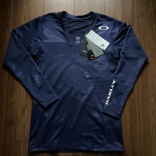 Oakley - 【新品タグ付】OAKLEY TECHNICAL UNDER Vネックシャツ