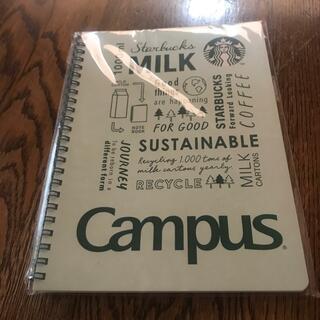 Starbucks Coffee - スタバキャンパスノート