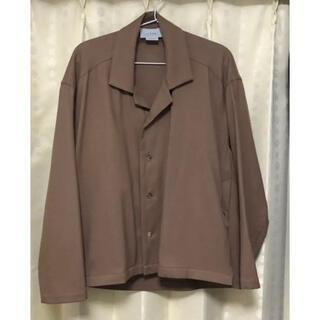 コモリ(COMOLI)のYOKE 19aw wide short jacket(テーラードジャケット)