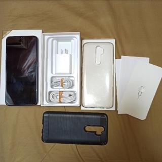 オッポ(OPPO)のOPPO A5 2020 Blue 4GB/64GB 楽天(スマートフォン本体)