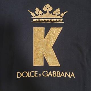 ドルチェアンドガッバーナ(DOLCE&GABBANA)のドルチェ&ガッバーナスエット(シャツ)