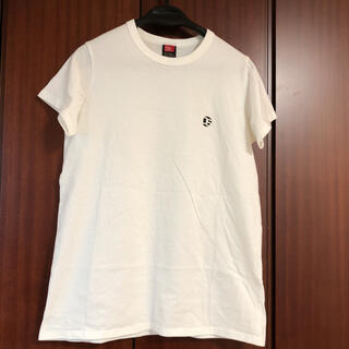 ダブルスタンダードクロージング(DOUBLE STANDARD CLOTHING)の美品 ダブスタ Tシャツ 白(Tシャツ(半袖/袖なし))