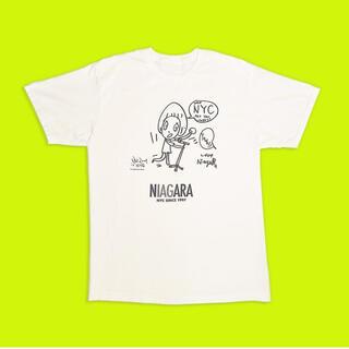 モマ(MOMA)の奈良美智 naiagara 限定tシャツ 村上隆 kyne tide(Tシャツ/カットソー(半袖/袖なし))