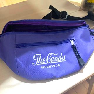 キャンディーストリッパー(Candy Stripper)のCandy stripperウエストポーチ(ボディバッグ/ウエストポーチ)