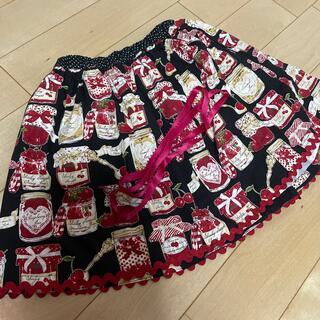 Shirley Temple - シャーリーテンプル ジャム瓶スカート 140