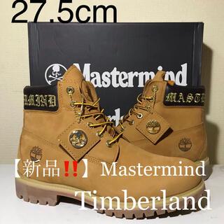 ティンバーランド(Timberland)の【Timberland 新品】27.5cmティンバーランド×Mastermind(ブーツ)