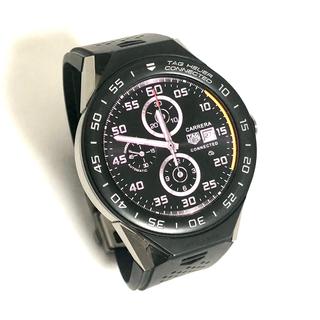 タグホイヤー(TAG Heuer)の美品‼️タグ ホイヤー コネクテッド モジュラー  スマートウォッチ(腕時計(デジタル))
