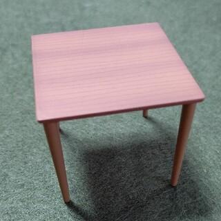 【インスタ人気】カリモク60 ガチャガチャ第二弾 ダイニングテーブル(その他)
