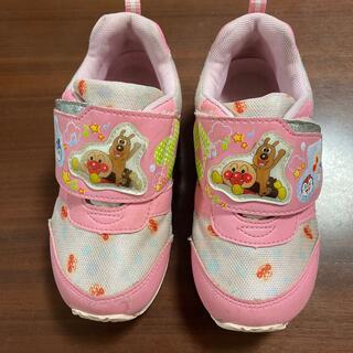 アンパンマン(アンパンマン)の17.0EE  ムーンスター アンパンマン  靴(スニーカー)
