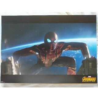 マーベル(MARVEL)のスパイダーマン B4ポスター アベンジャーズ インフィニティウォー(印刷物)