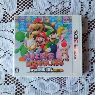 3DSパズドラ スーパーマリオブラザーズエディション(携帯用ゲームソフト)