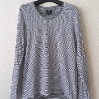 ビームス(BEAMS)の☆BEAMS ビームス トップス Mサイズ 美品 ボーダー(Tシャツ/カットソー(七分/長袖))