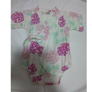 プティマイン(petit main)のプティマイン 浴衣 70(甚平/浴衣)