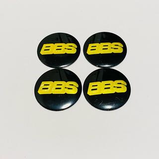 BBSロゴセンターキャップステッカー