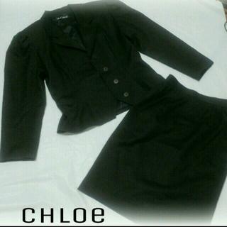 クロエ(Chloe)の【最終値下げ】ミスクロエ ジャケット&スカート(スーツ)