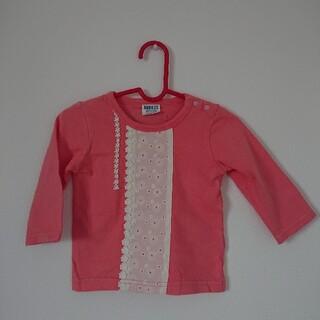 ブリーズ(BREEZE)のBREEZE ブリーズ 70 サーモンピンク 女の子(Tシャツ)