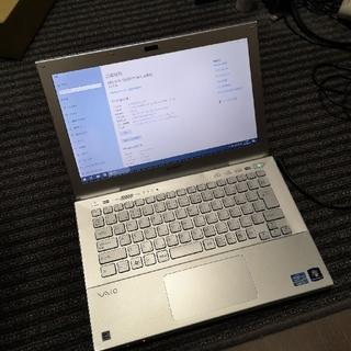 SONY - VAIO SVS131B12N 中古ノートPC Core i5
