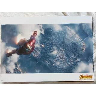 マーベル(MARVEL)のアイアンマン B4ポスター アベンジャーズ インフィニティウォー(印刷物)