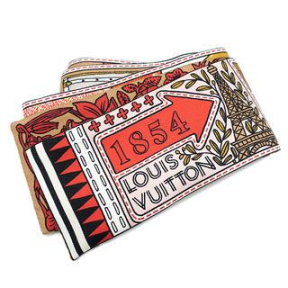 ルイヴィトン(LOUIS VUITTON)のルイヴィトン  スカーフ  バンドーBB・ジュ ドゥ ルイ M70856(スカーフ)