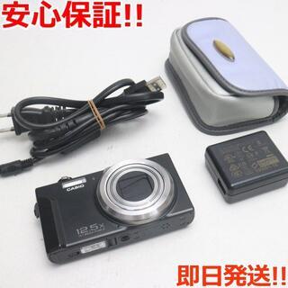 カシオ(CASIO)の超美品 EX-ZS160 ブラック (コンパクトデジタルカメラ)