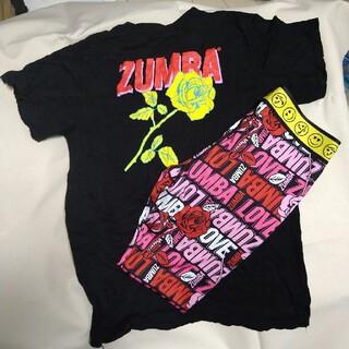 ズンバ(Zumba)のZUMBAウェア 上下セット レギンス新品未使用(ダンス/バレエ)