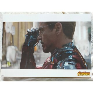 マーベル(MARVEL)のトニー・スターク B4ポスター アベンジャーズ インフィニティウォー(印刷物)