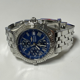 ブライトリング(BREITLING)のブライトリング クロスウィンド A13355 美品 稼働良品(腕時計(アナログ))