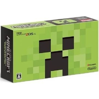 任天堂 - Minecraft New Nintendo 2DS LL Creeper Ed