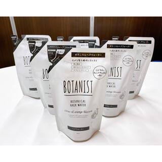 ボタニスト(BOTANIST)のボタニスト 6個 ヘアウォーター 詰め替え(ヘアウォーター/ヘアミスト)