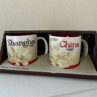 スターバックスコーヒー(Starbucks Coffee)のスターバックス マグカップ 中国 上海(マグカップ)