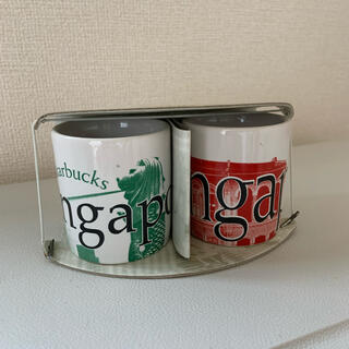 スターバックスコーヒー(Starbucks Coffee)のスターバックス マグカップ シンガポール(マグカップ)