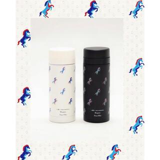 【ホワイト】GRACE CONTINENTAL ステンレスボトル