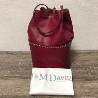 J&M DAVIDSON - 新品未使用 ジェイアンドエムデヴィッドソン J&M ミニデイジー 巾着 バッグ