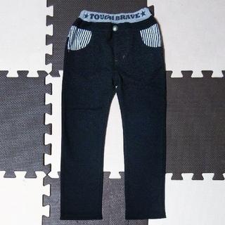 西松屋 - 西松屋 ☆ 黒 パンツ