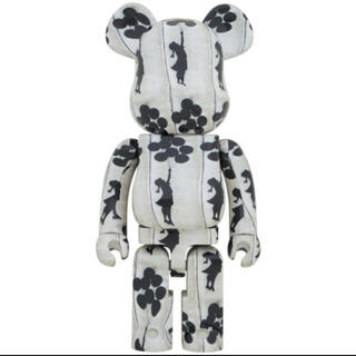 BE@RBRICK Flying Balloons Girl 1000% (その他)