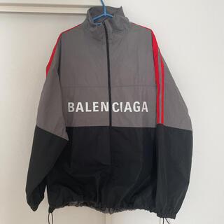 バレンシアガ(Balenciaga)の食パン様専用バレンシアガ トラックジャケット ナイロンジャケット(ナイロンジャケット)