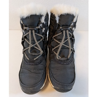 ソレル(SOREL)のソレル ブーツ ブラック 21センチ(ブーツ)