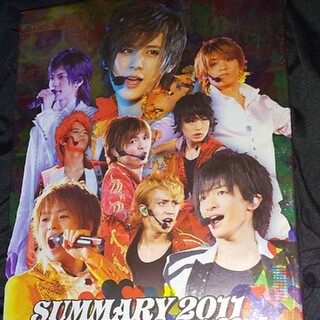 Hey! Say! JUMP - SUMMARY 2011 in DOME DVD 初回生産 山田涼介 伊野尾慧