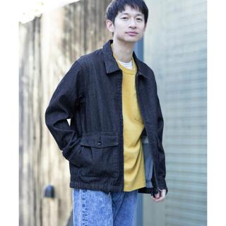 サニーレーベル(Sonny Label)のアーバンリサーチ ブルゾン デニムジャケット メンズ Gジャン ジャケット(Gジャン/デニムジャケット)