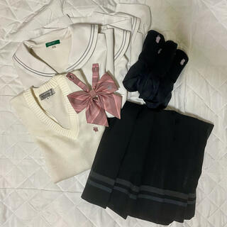 ベネトン(BENETTON)の ベネトン 制服 夏服セット(衣装一式)