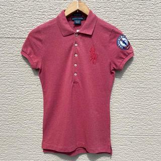 ラルフローレン(Ralph Lauren)の新品 ラルフローレン ポロシャツ レディース ピンク 国内正規 XS(ポロシャツ)