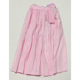 ロニィ(RONI)のアウトレット商品 『スカート(ペチコート・共地リボン付き)』(スカート)