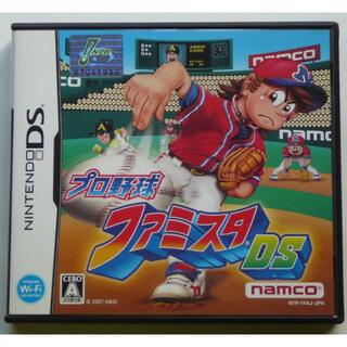 バンダイナムコエンターテインメント(BANDAI NAMCO Entertainment)のプロ野球 ファミスタDS/バンダイナムコゲームス■2007年度データ(携帯用ゲームソフト)