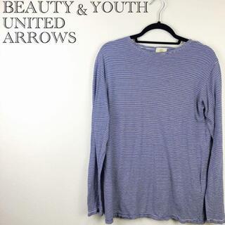 ビューティアンドユースユナイテッドアローズ(BEAUTY&YOUTH UNITED ARROWS)の【送料無料】BEAUTY&YOUTH United arrows(Tシャツ(長袖/七分))