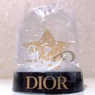 ディオール(Dior)のディオール スノードーム (置物)